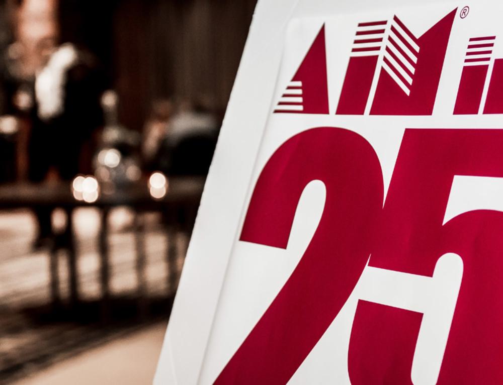 AIM, Inc. marks the 25th anniversary