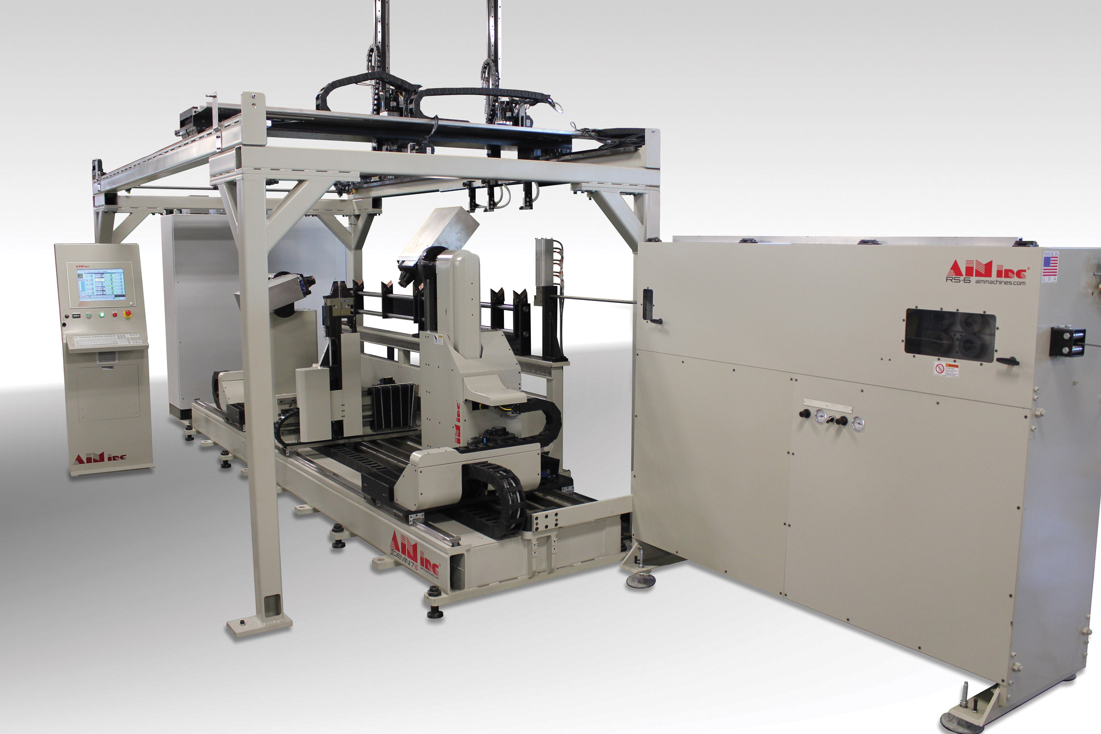 AIM Machines – CNC WIRE BENDING MACHINES AND ACCESSORIES