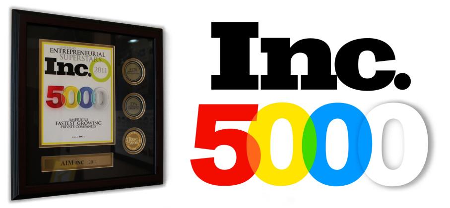 AIM is Inc5000